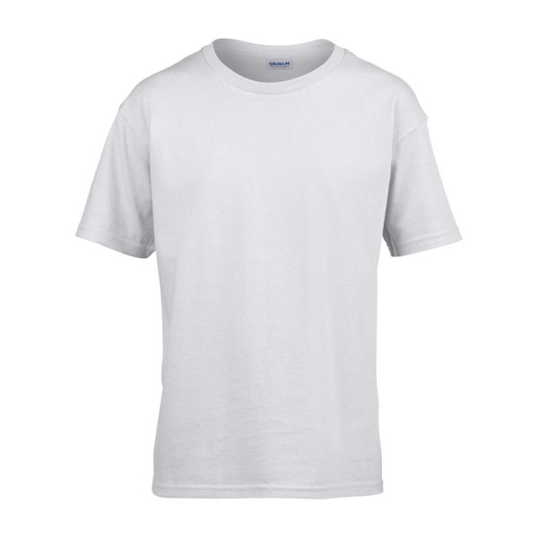 Kinder T-Shirt 150 g/m² Kids Ring Spun T-Shirt 64000B - White / XS