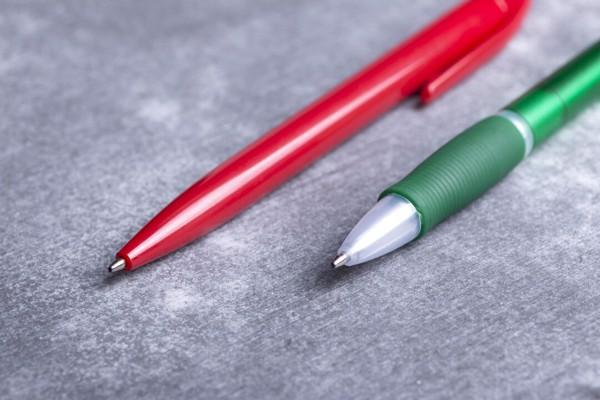 Bolígrafo Blacks - Naranja