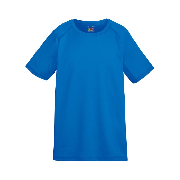Kinder T-Shirt Sport Kids Performance 61-013-0 - Royal / L