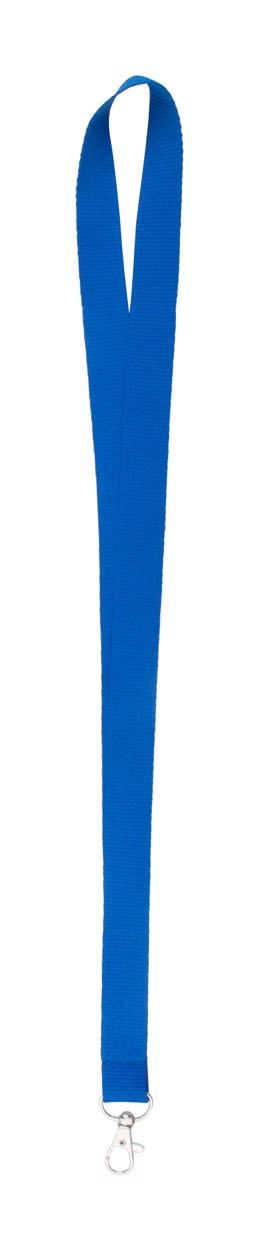 Lanyard Neck - Modrá
