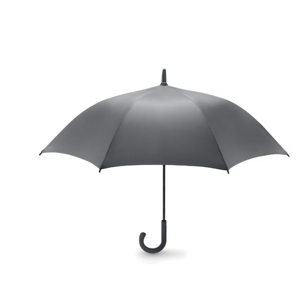 "Luxe 23"" auto storm umbrella New Quay - Grey"
