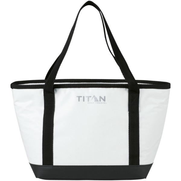 Titan 2-day ThermaFlect® lunch cooler bag - White