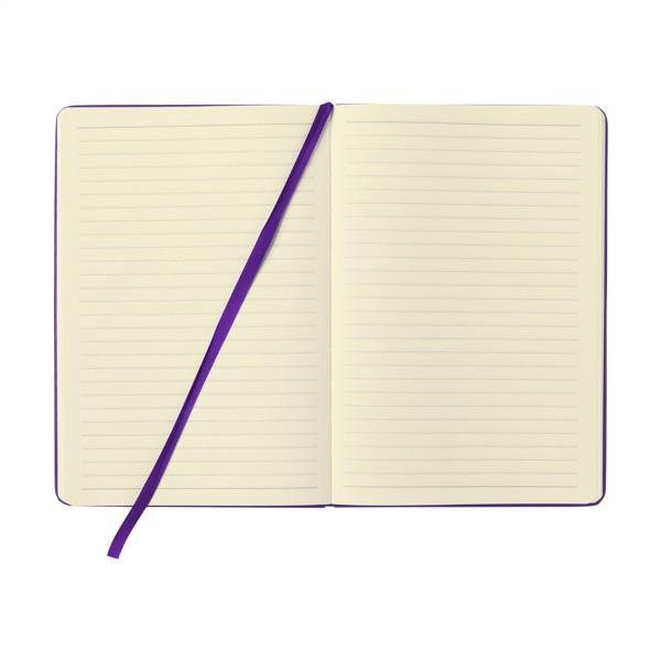 BudgetNote A5 Lines - Purple