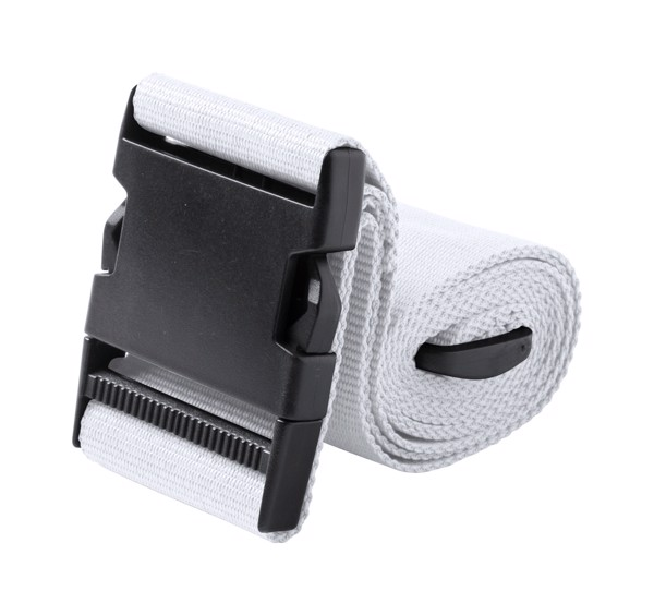 Luggage Strap Ripley - White