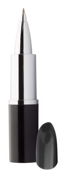 Kuličkové Pero Lipsy - Černá