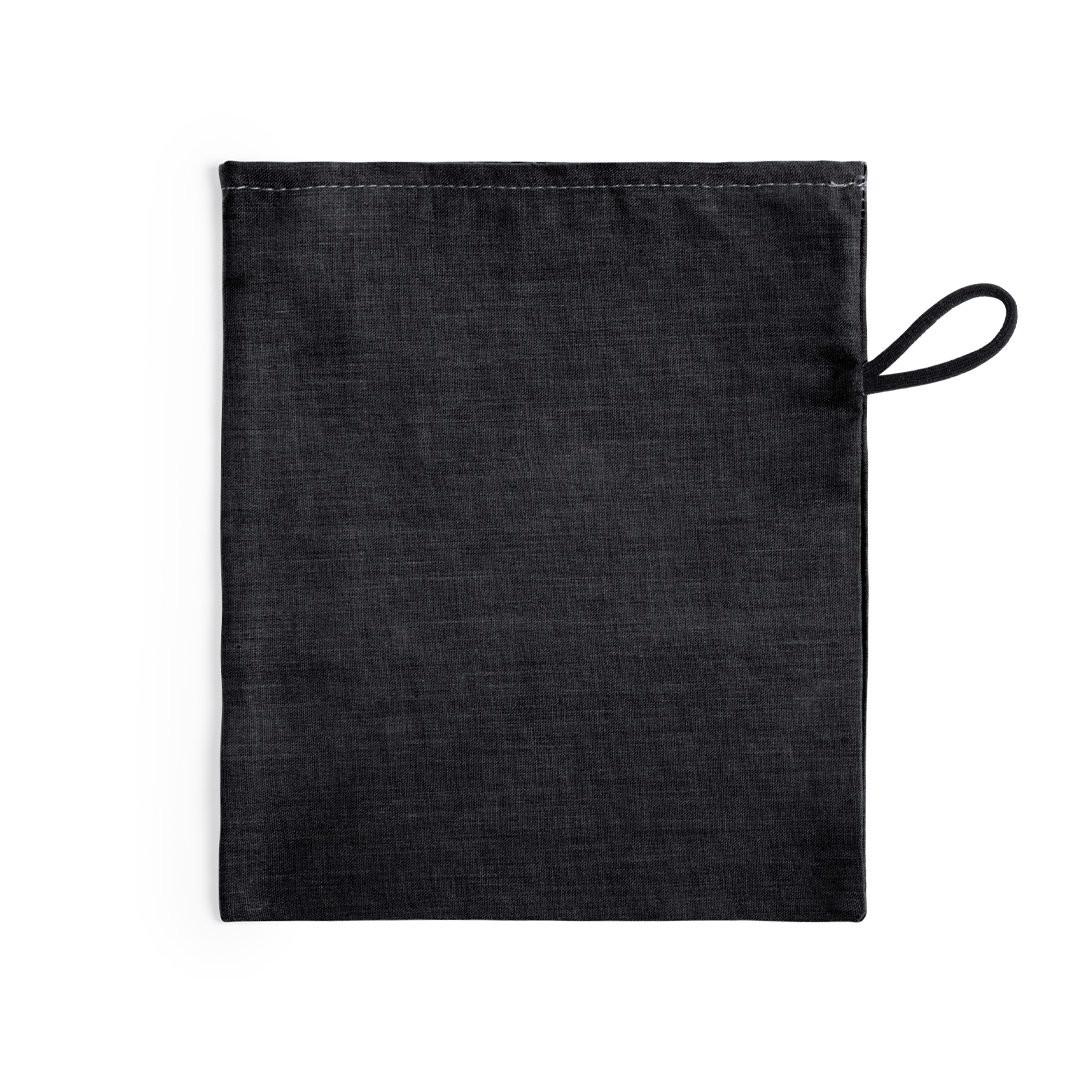 Portamascarillas Claver - Negro