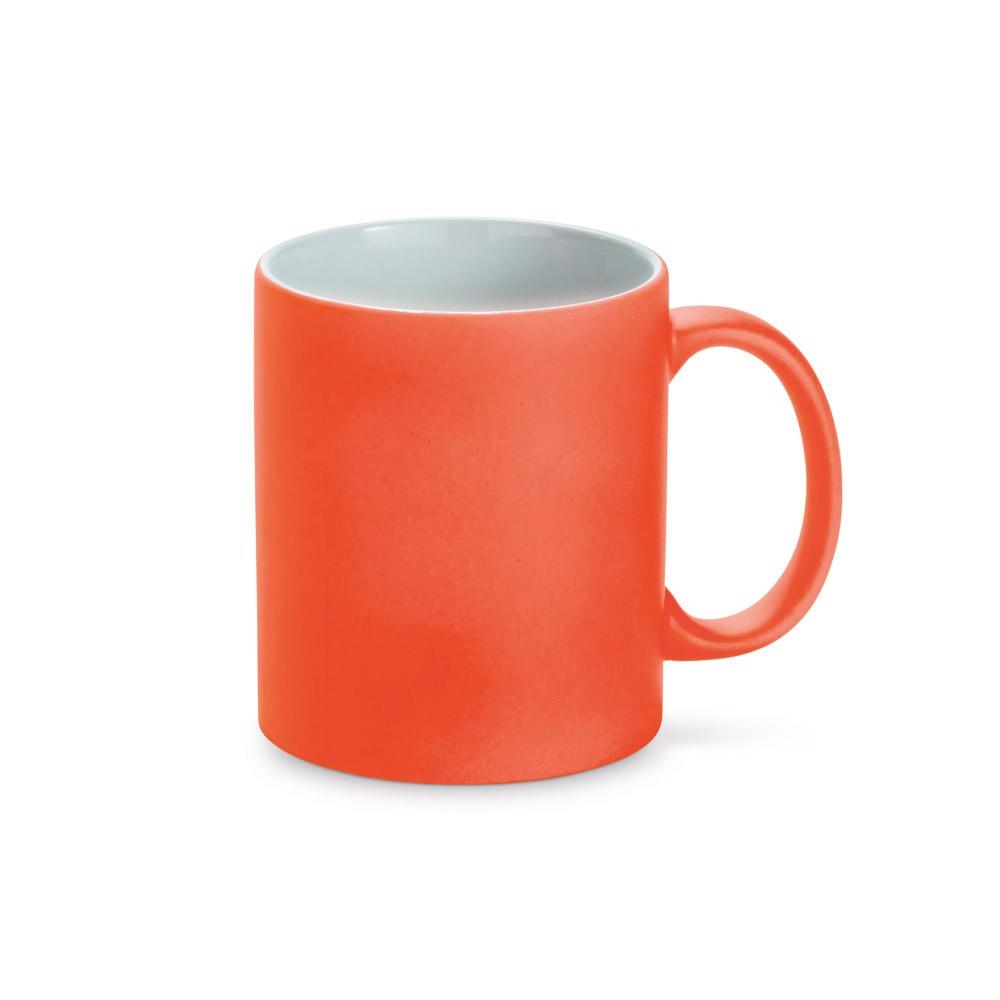 LYNCH. Keramický hrnek 350 ml - Oranžová