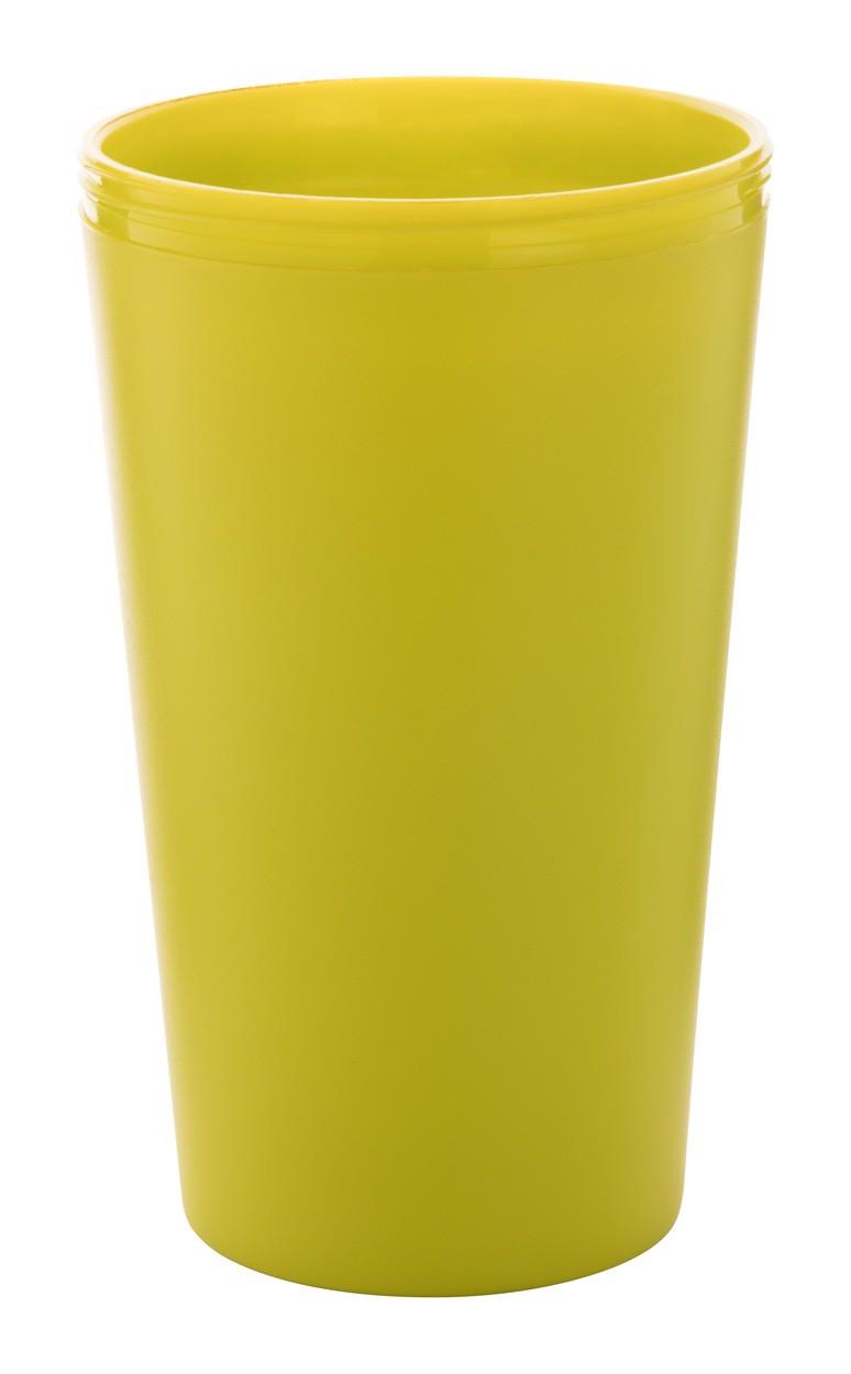 Termo Hrnek Na Zakázku CreaCup - Limetková Zelená / C