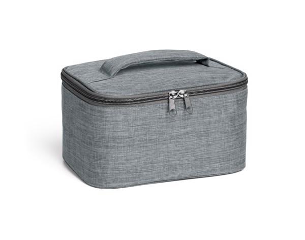 ELIZA. Cosmetic bag - Light Grey