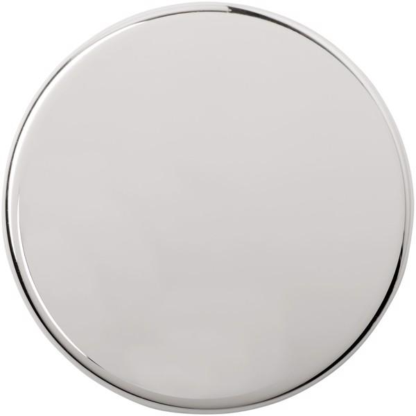 Luv metallischer Lippenbalsam - Silber