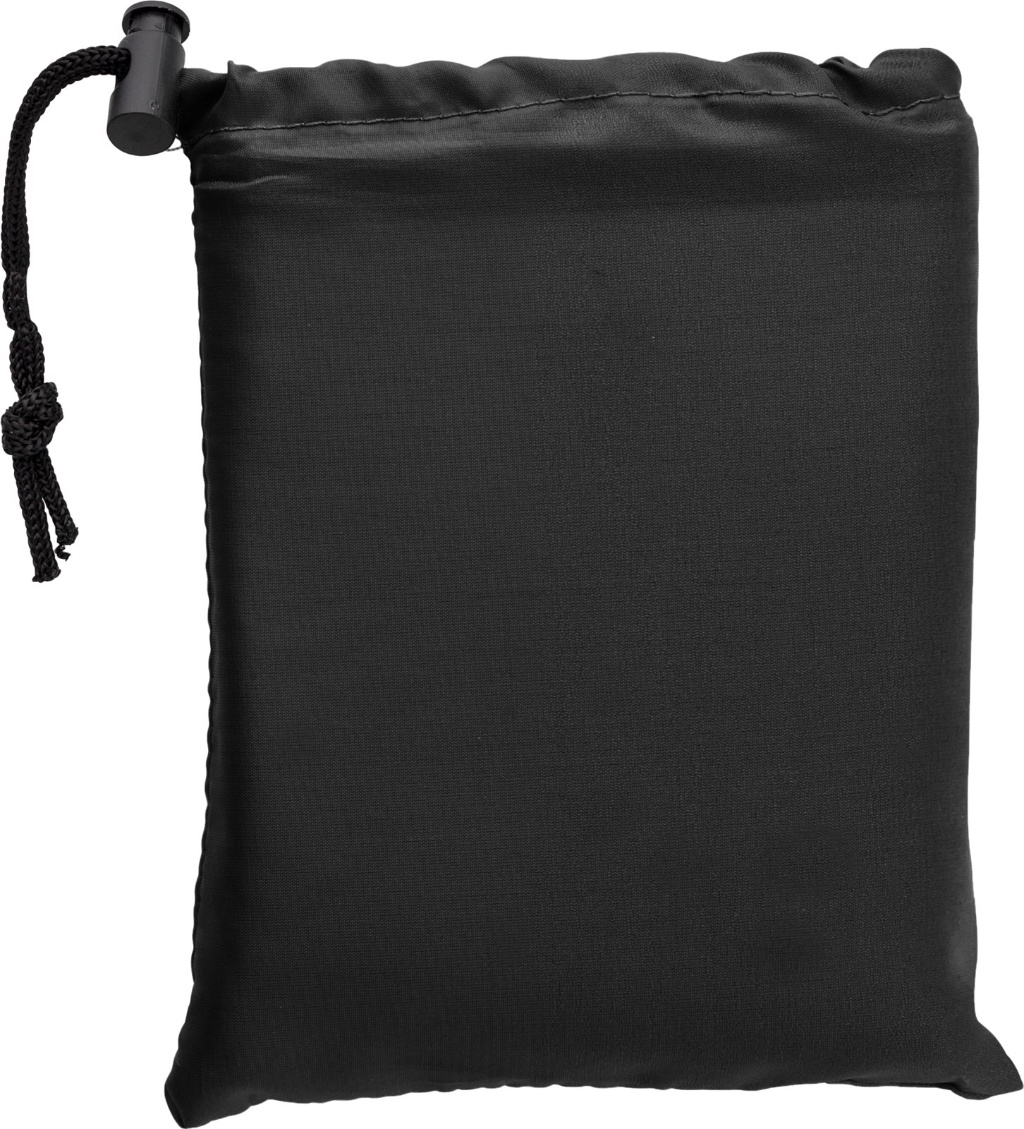 Polyester (600D) stadium cushion - Black