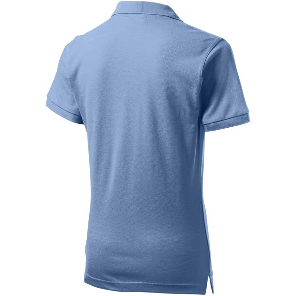 Forehand short sleeve ladies polo - Light blue / XL