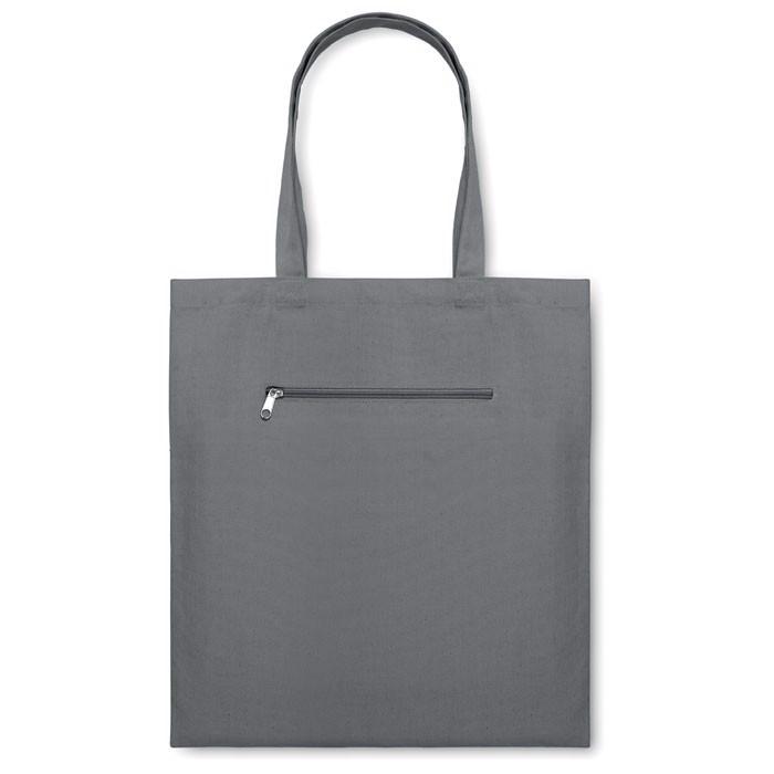 Płócienna torba na zakupy Moura - szary