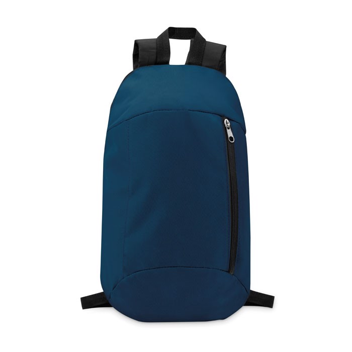 Backpack with front pocket Tirana - Blue