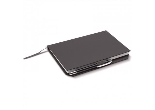 Notebook canvas A5 - Black