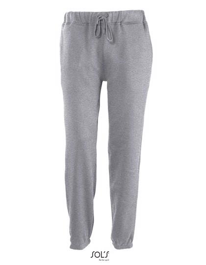 Jogging Trousers Jogger - Grey Melange / 3XL