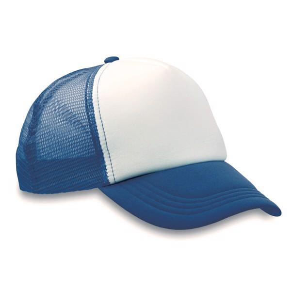 Czapka -bejsbolówka Trucker Cap - granatowy