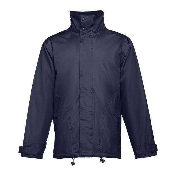 THC LIUBLIANA. Βαμβακερό παλτό Unisex - Ναυτικό Μπλε / XL