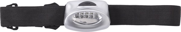 ABS head light - Silver