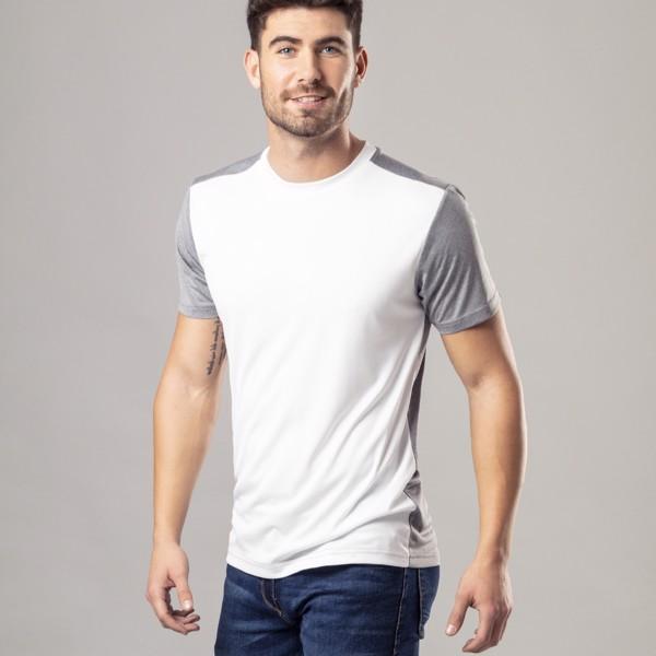 Camiseta Adulto Tecnic Troser - Blanco / S