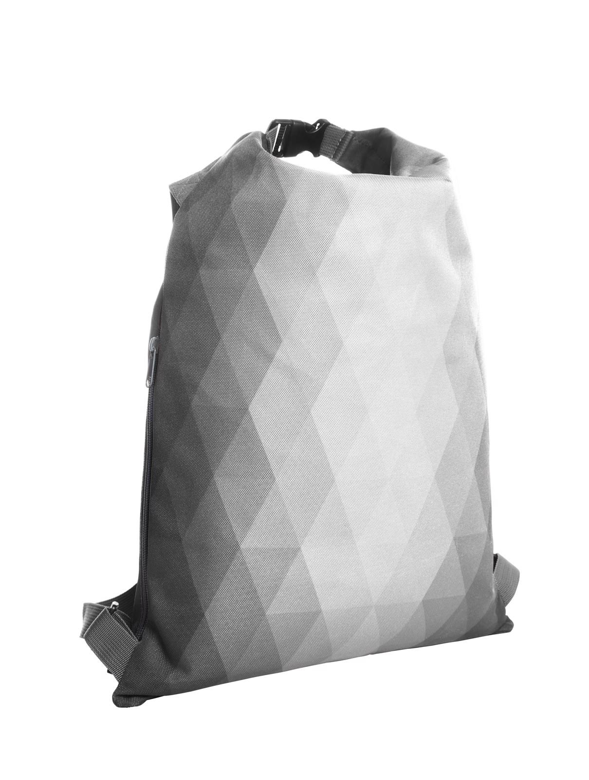 Batoh Diamond - Světle Šedá