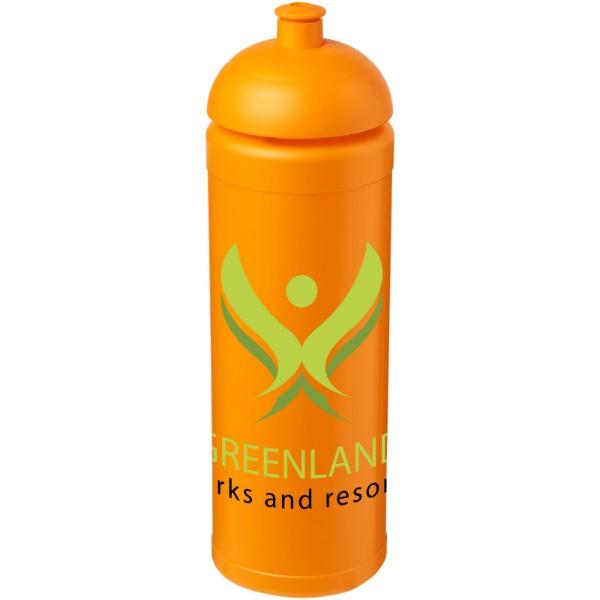 Sportovní láhev s kupolovitým víčkem Baseline® Plus grip 750 ml - 0ranžová