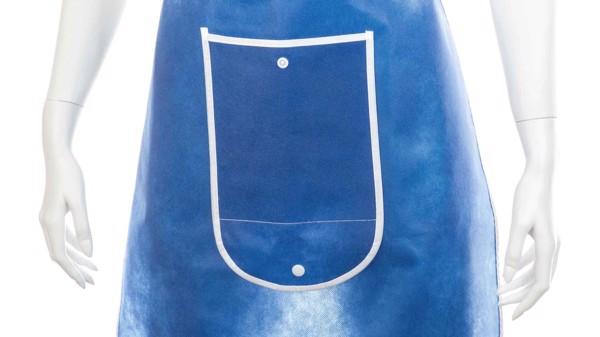 Delantal Plegable Sopex - Azul