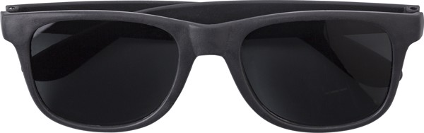 Bamboo fibre sunglasses - Black