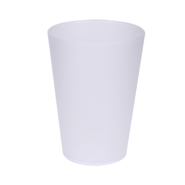 """Turin"" Drinking Cup - Translucent"