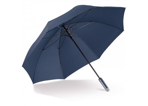 """Stick umbrella 25"""" auto open - Dark Blue"""