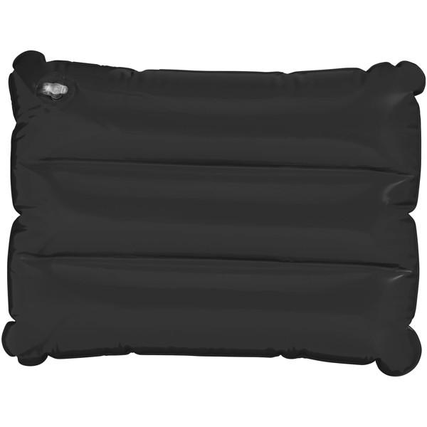 Nafukovací polštář Wave - Černá