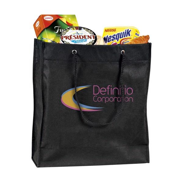 SuperShopper shopping bag - Black