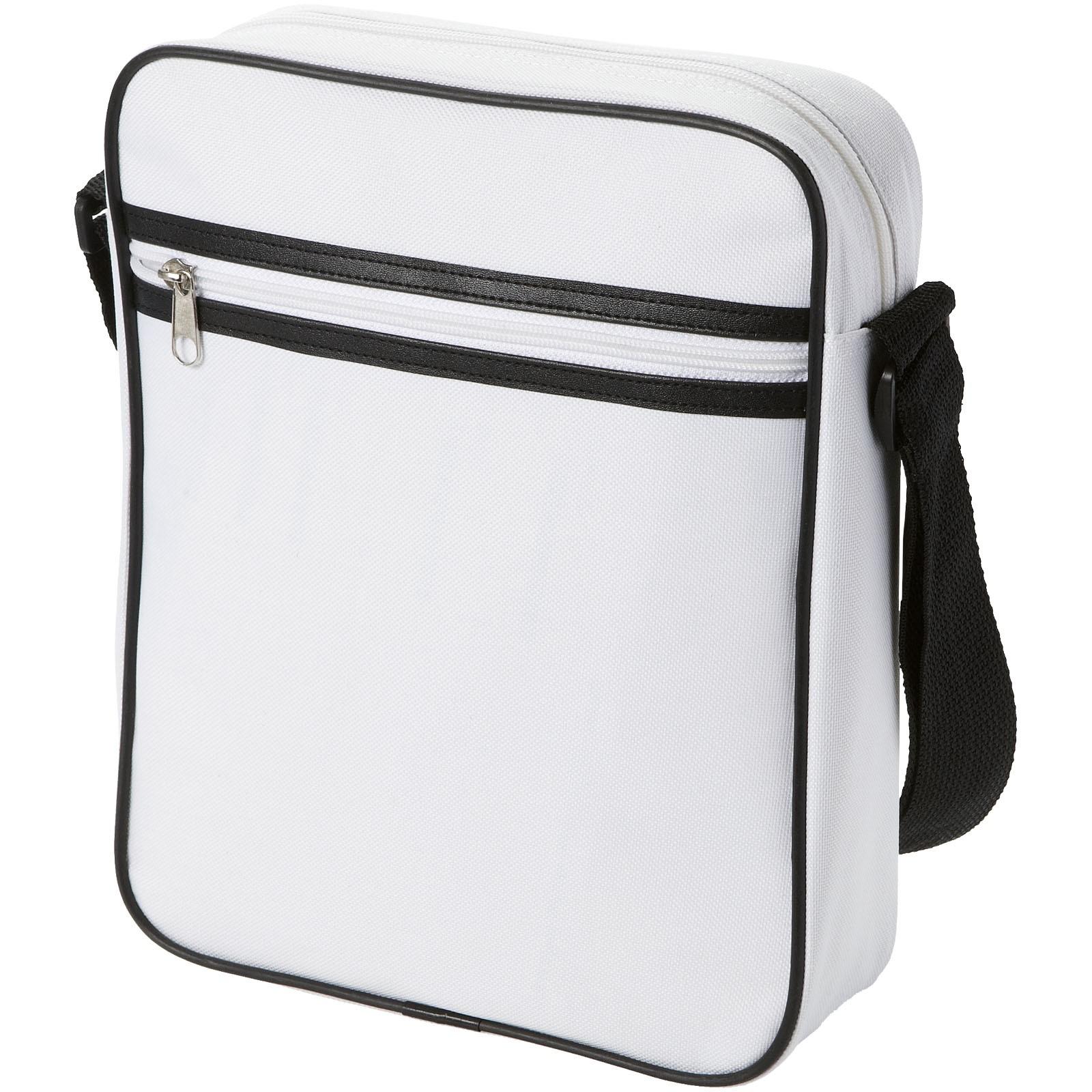 San Diego messenger bag - White