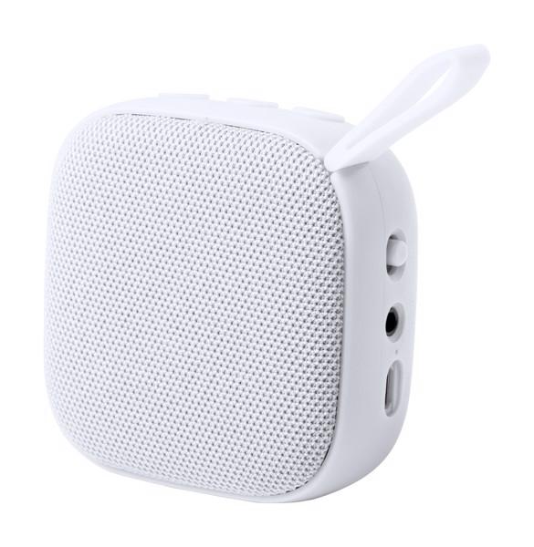 Bluetooth Reproduktor Baran - Bílá
