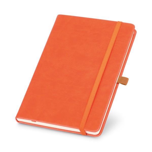 LANYO II. Poznámkový blok A5 - Oranžová