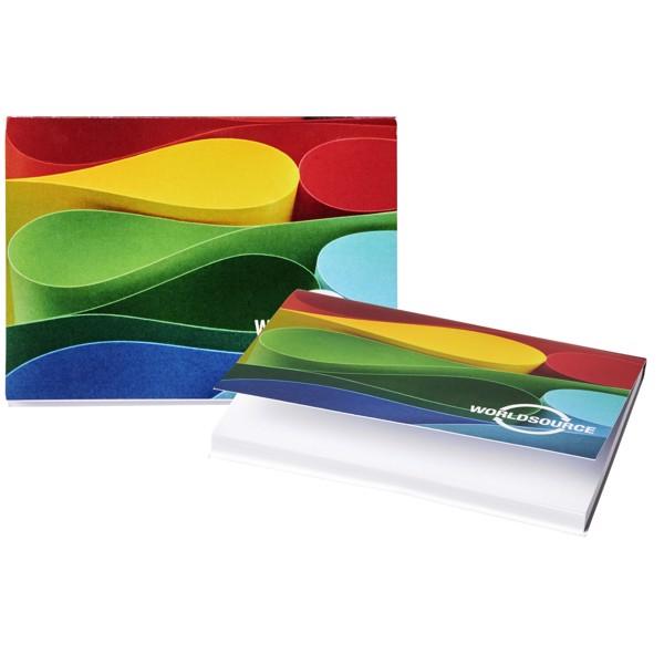 Samolepicí lístečky s měkkými deskami Sticky-Mate® A7 100x75