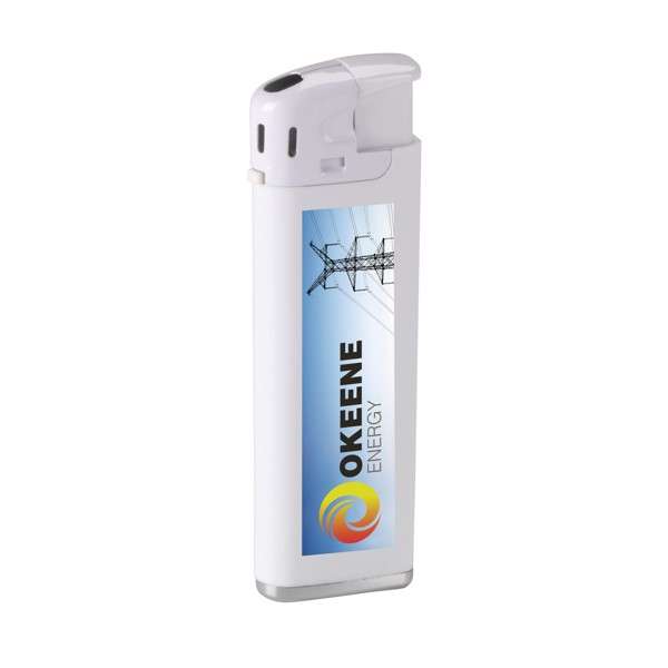 LED-lighter lighter - White