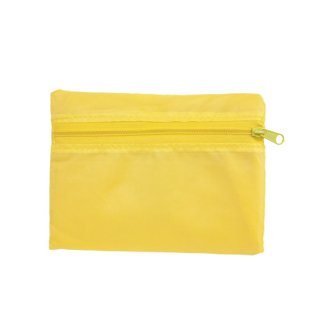 Bolsa Plegable Kima - Amarillo