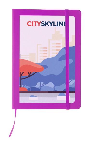 Poznámkový Blok Cilux - Růžová
