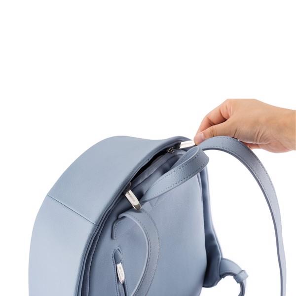 Nedobytný batoh Elle Fashion - Světle Modrá