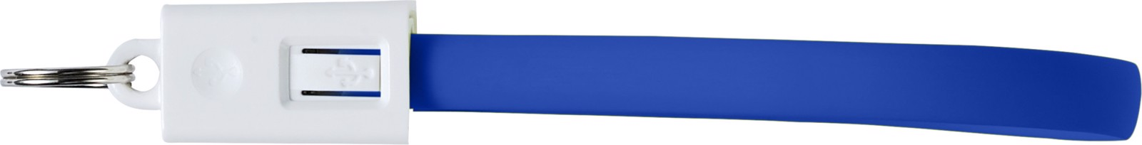 ABS charging cable - Cobalt Blue