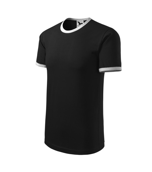 Tričko dětské Malfini Infinity - Černá / 110 cm/4 roky