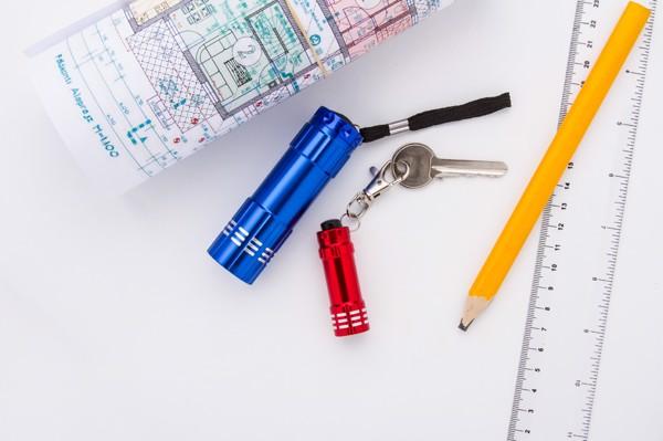 Mini Baterka Pico - Červená