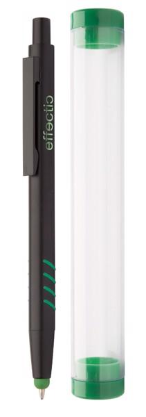 Dotykové Kuličkové Pero Crovy - Zelená