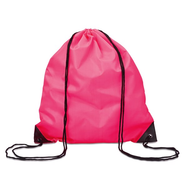 Drawstring backpack Shoop - Fuchsia