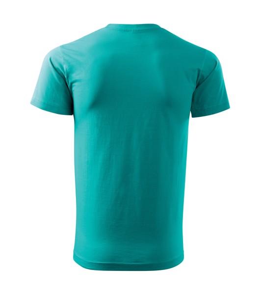 T-shirt men's Malfini Basic - Emerald / XL