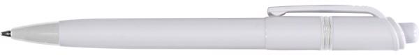 Stilolinea Kugelschreiber 'Ducal' aus Kunststoff - White