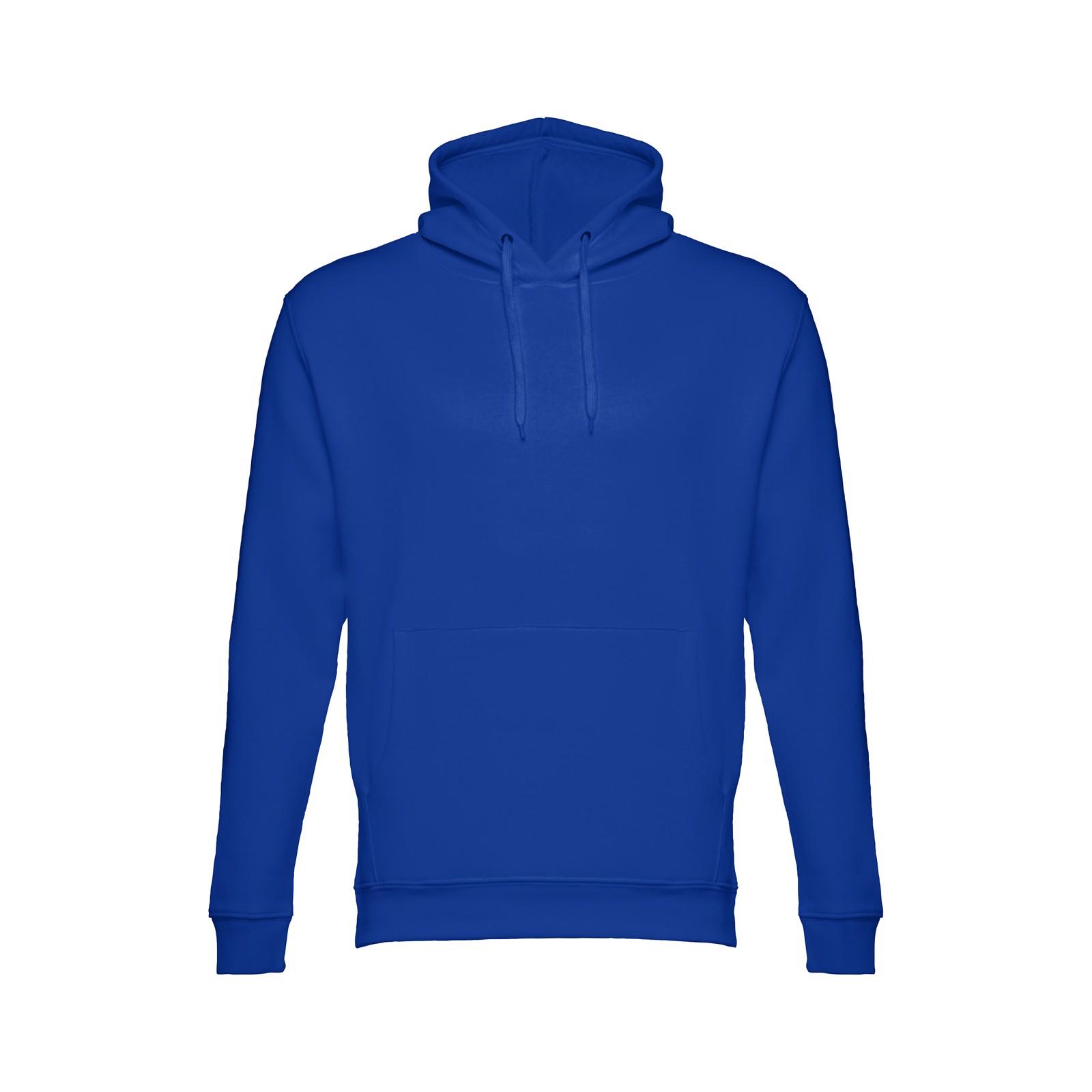 PHOENIX. Φούτερ με κουκούλα Unisex - Μπλε Ρουά / XS