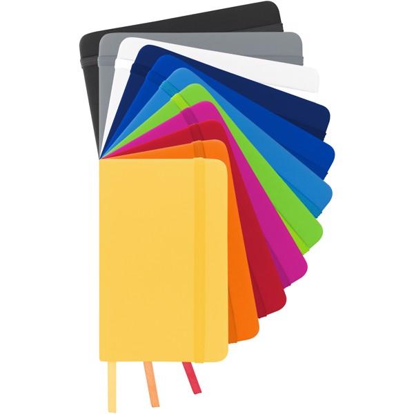 Spectrum A6 Hard Cover Notizbuch - Weiss