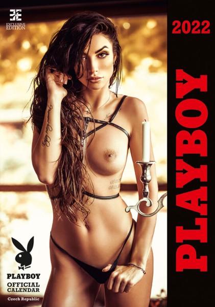Měsíční kalendář Playboy 2022